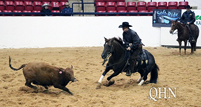 First NCHA World Titles Finalized in Fort Worth