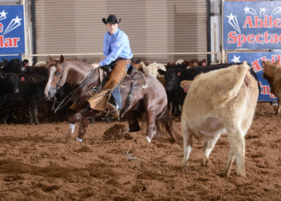 Metallic Rebel Shines Again in Abilene