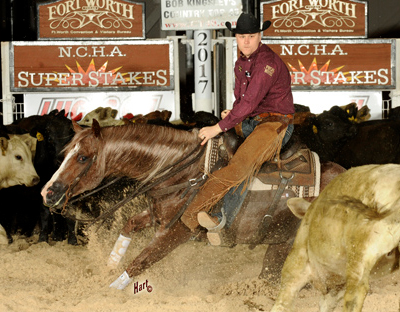Record–breaker for Metallic Rebel in NCHA Super Stakes Classic Open