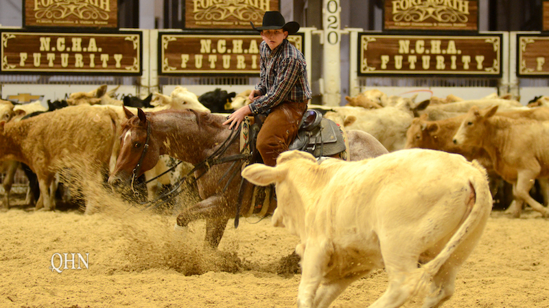 Fiddle And Steel & Brandon Westfall Score Resounding Win in NCHA Futurity Non-Pro